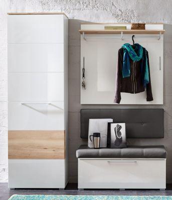 Garderobe Wei Hochglanz. Trendy Garderobe Komplett Set Sydney Er Set ...