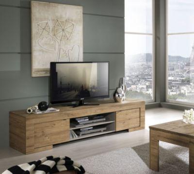 TV-Unterteil Eiche natur Nachbildung Classico M...