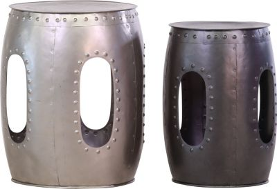 Beistelltisch metall gehämmert  Beistelltisch. Metall Preisvergleich • Die besten Angebote online ...