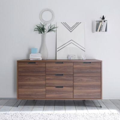 Möbel Sideboard Nussbaum Preisvergleich • Die besten Angebote online ...