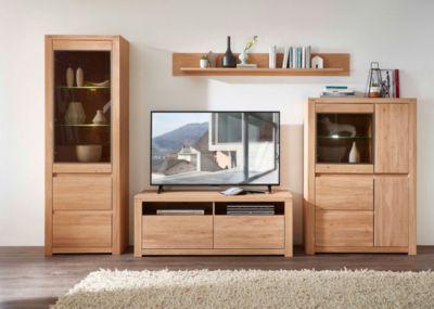 wohnwand wildeiche preisvergleich die besten angebote online kaufen. Black Bedroom Furniture Sets. Home Design Ideas