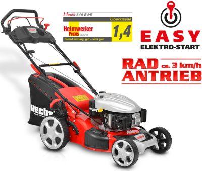 Hecht  548 SWE Benzin-Rasenmäher mit E-Starter