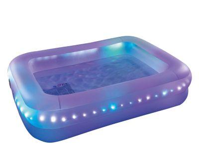 Wehncke LED Family Pool 200 x 150 x 50 cm - Preisvergleich