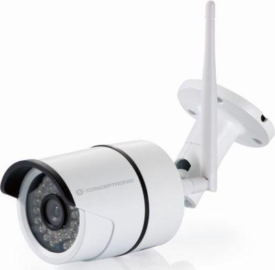 Conceptronic CIPCAM1080OD IP-Sicherheitskamera Outdoor Geschoss Weiß 1920 x 1080 Pixel