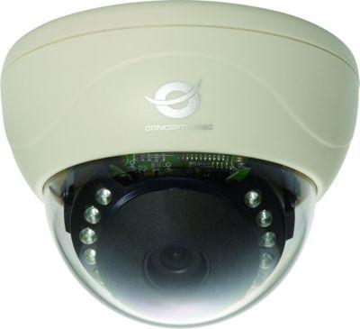 Conceptronic CIPDCAM720 IP-Sicherheitskamera Innenraum Kuppel Weiß 1280 x 720 Pixel