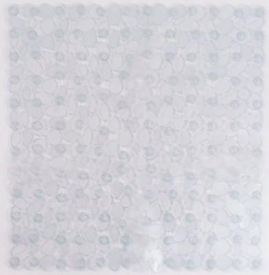 Duscheinlage hellgrau transparant