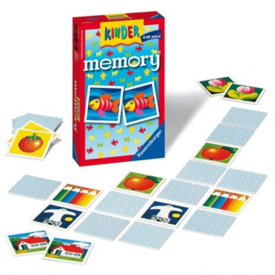 Ravensburger Mitbringspiele Kinder memory