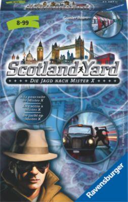 Ravensburger Mitbringspiele Scotland Yard