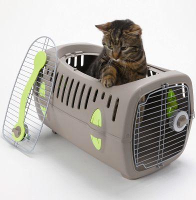 Transportbox ´´Touring deluxe´´ Katze, mit Öffn...