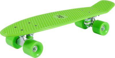 hudora-skateboard-lemon-green-retroboard
