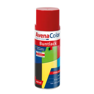 AVENA COLOR Buntlack schwarz