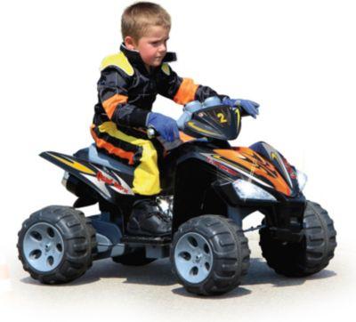 Ride-On Quad