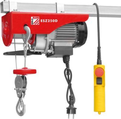 Holzmann Maschinen Holzmann elektrischer Seilzug max. 250 kg