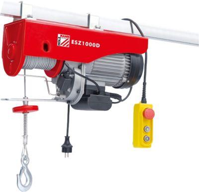 Holzmann Maschinen Holzmann elektrischer Seilzug max. 999 kg