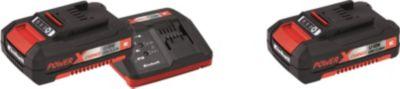 Einhell Starter Kit Akku 1,5 Ah + 2,0 Ah Akku Power X-Change