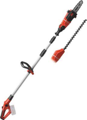 Einhell GE-HC 18 Li T - Solo Akku-Garten Multifunktionswerkzeug Power X-Change
