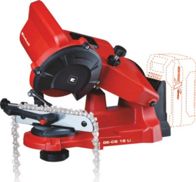Einhell Akku-Sägeketten-Schärfgerät GE-CS 18 Li, Schleifer