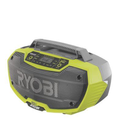 Ryobi  R18RH-0 Akku-Baustellenradio 18 V ONE+