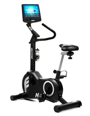 Crosstrainer & Heimtrainer mit Bluetooth App-Funktion C16 weiß 2 in 1 Cardio Crosstrainer