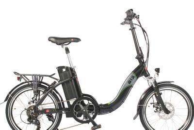 AsVIVA E-Bike 20´´ Faltrad B13 36V Elektro-Klap...