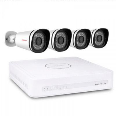 Foscam 8-Kanal NVR, Überwachungskamera