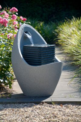 Dobar  96140e Design-Gartenbrunnen