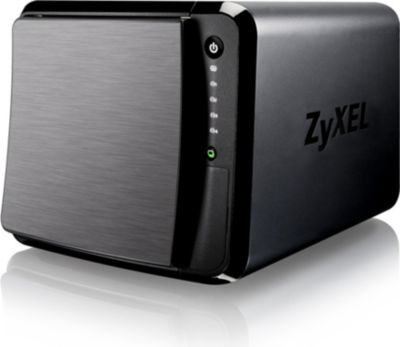 ZyXEL- NAS542 4-Bay Dual Core Personal Cloud St...