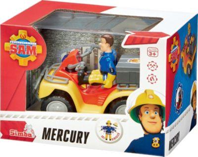 Feuerwehrmann Sam Mercury Quad