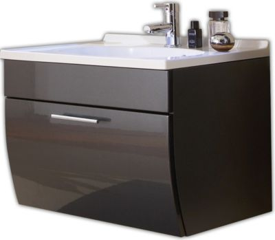 Waschplatz anthrazit Posseik Salona