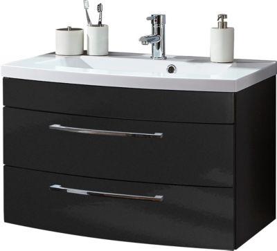 Waschplatz anthrazit