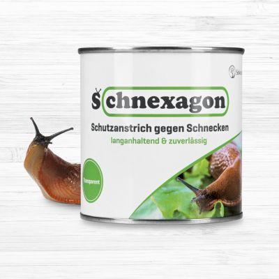Schnexagon Schutzanstrich gegen Schnecken 375ml...
