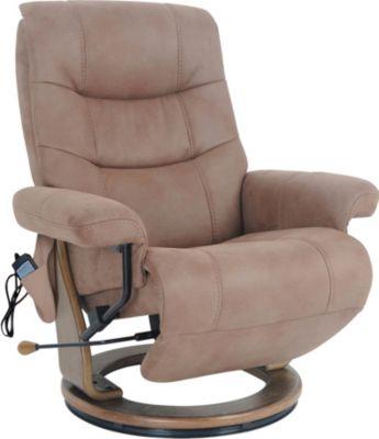 Alpha Techno Massagesessel 2127, taupe   Wohnzimmer > Sessel > Massagesessel   Taupe   Alpha Techno