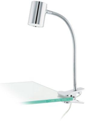 Edi Light LED-Klemmleuchte   Lampen > Tischleuchten > Leseleuchten   Metall - Kunststoff - Verchromt   Edi Light