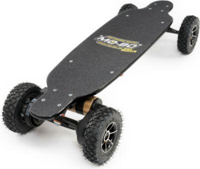 """MO-BO"" Elektro-Skateboard 3200 Watt, 36V, Lithium 8.8 Ah - 8-fach bereift"