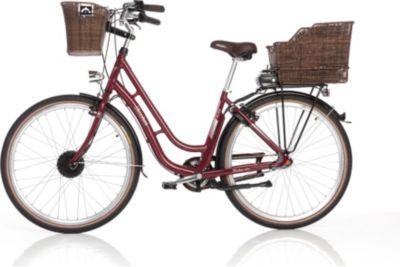 Fischer E-Bike City Retro Damen 28 3-G ER 1804 ...