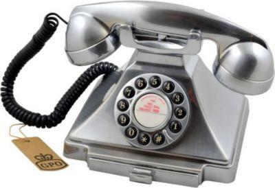 GPO Klassik Bakelit Telefon im 20er Jahre Desig...