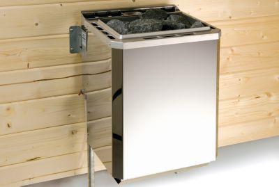 weka Saunaofen-Set 7,5 BioS mit Ofenanschlußkabel | Bad > Sauna & Zubehör > Saunaöfen | Weka