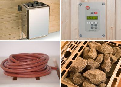 weka Saunaofenset 7,5 OS mit Ofenanschlußkabel | Bad > Sauna & Zubehör > Saunaöfen | Weka
