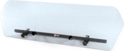 Walky Air transparente Trennscheibe, Größe M