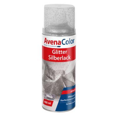 AVENA COLOR GLITTER SILBERLACK