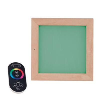 Eliga 71005 LED-Farbleuchte für Sauna bis 110 °C   Bad > Sauna & Zubehör > Saunen   Kunststoff   Eliga