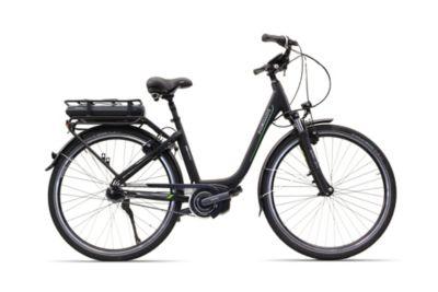 2 Rad Einfach Falten Elektro-bike Mini E-bike Faltbare Fahrrad Lithium-batterie äSthetisches Aussehen Sport & Unterhaltung Elektro-scooter