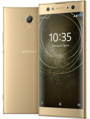 Sony Xperia XA2 Ultra SSIM gold