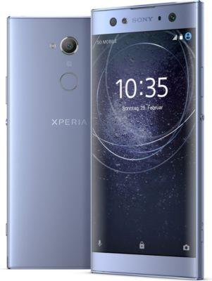 Sony Xperia XA2 Ultra SSIM blue