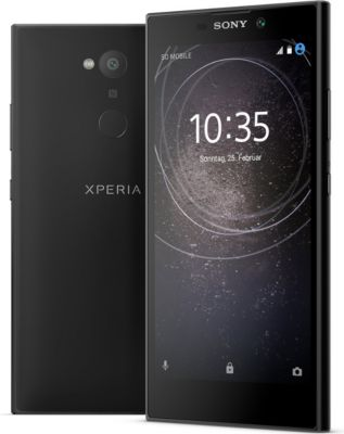 Sony Xperia L2 SSIM black