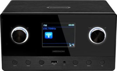 Aux-Out Albrecht DR 54 DAB+ Digitalradio Adapter f/ürs Autoradio oder Wohnzimmer Kabellose /Übertragung per FM Transmitter Farbe: Silber//schwarz