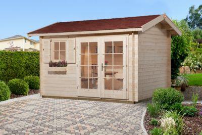Weka Gartenhaus 163, 28 mm, Gr.1 | Garten > Gartenhäuser | Weka