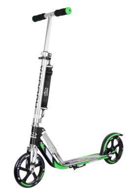 hudora-bigwheel-205-schwarz-grun