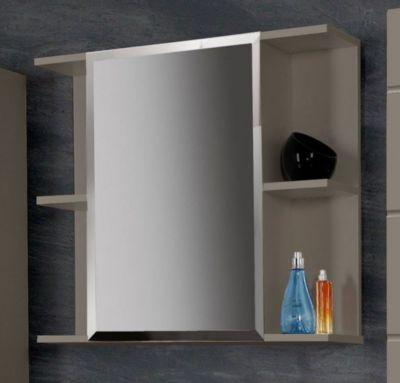Spiegelschrank in grau FORTE MÖBEL Salve