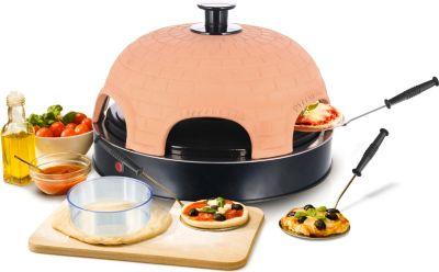 Emerio PO-115984 Pizza Ofen / Pizzarette für 6 Personen | Küche und Esszimmer > Küchenelektrogeräte > Herde und Backöffenen | Emerio